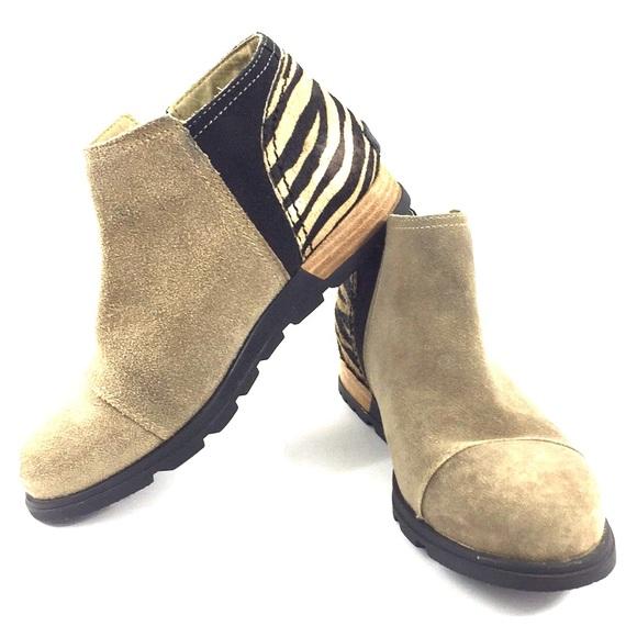 Sorel Major Low Premium Ankle Boots